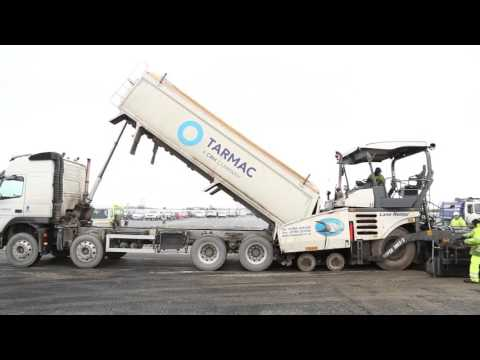 50 Acres of Tarmac - Lane Rental - UK's Number 1 Road Maintenance and Road Renewal Contractor