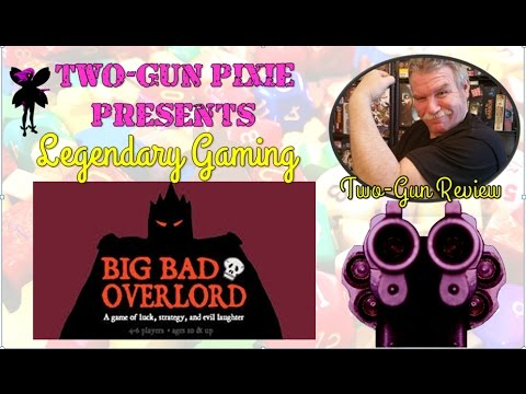Two-Gun Review 009 - Big Bad Overlord - YouTube