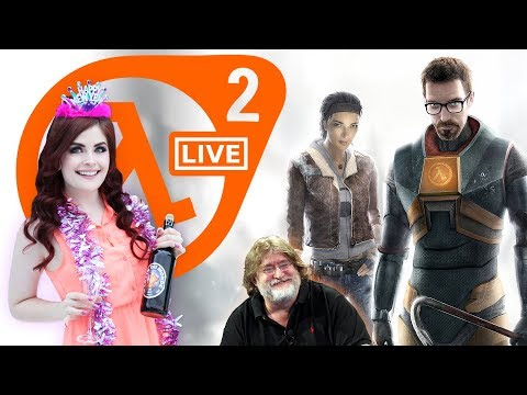 Half Life 2: First Playthough