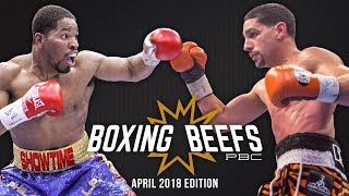 PBC Boxing Beefs: Shawn Porter vs Danny Garcia - April 2018 Edition