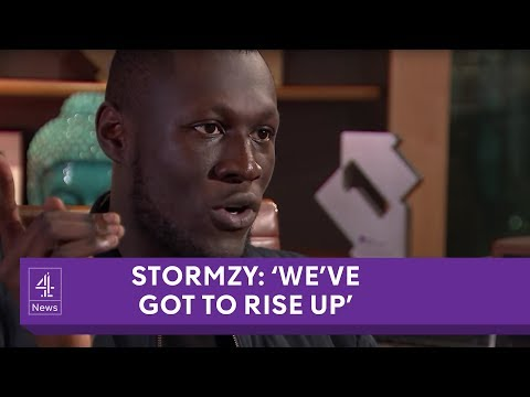 Stormzy Interview 2017 (extended): Dealing with depression while making his new album