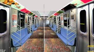 OpenBve:On-Board R179 A Train Hoyt Street-Schermerhorn Street To 80 Street