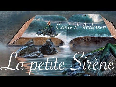 Livre audio : La petite Sirène, Conte d'Andersen