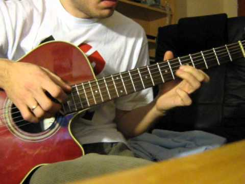 aqua harp (animusic acoustic guitar cover)