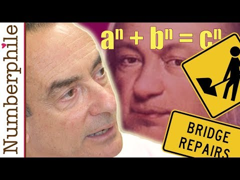 The Bridges to Fermat's Last Theorem - Numberphile