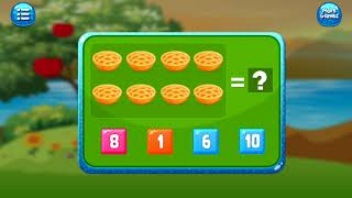 Math Kids - learn counting for kids Maths Learning Educational Games for kids