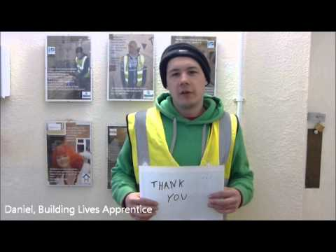 Building Lives Thank You and Merry Christmas Film