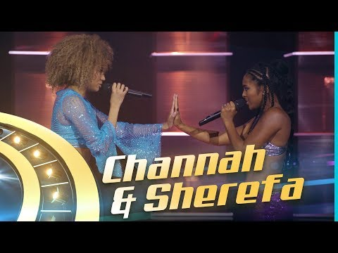 Beautiful Liar - Shakira Beyoncé Cover By: Sherefa & Channah  The Bootcamp