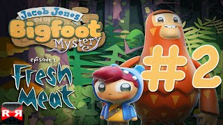 Jacob Jones and the Bigfoot Mystery: Episode 1 - iOS/Android/PS Vita - Walkthrough Gameplay Part 2