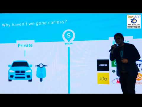 The SOCAR Car Sharing Service Presentation
