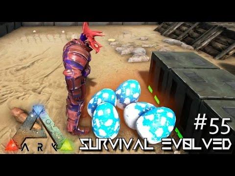 ARK: Survival Evolved - SUPER ARGENTAVIS AT LAST !!! - SEASON 3 [S3 E55] (Gameplay)