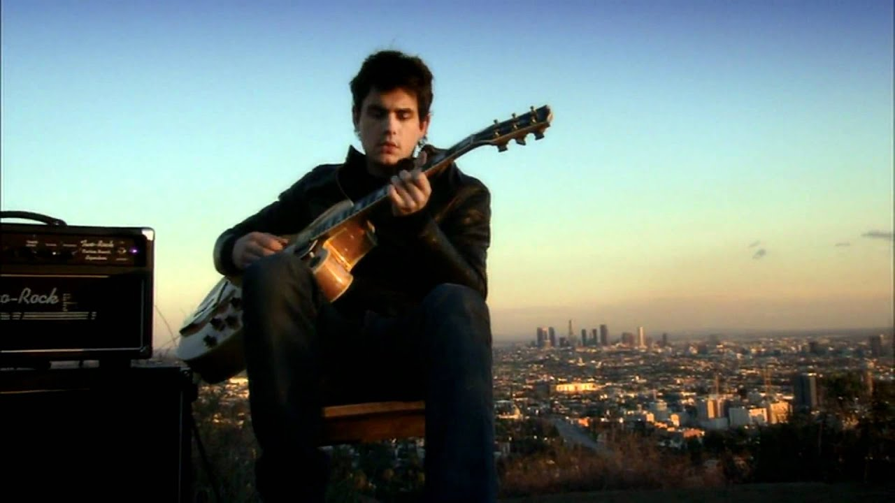 Slow Dancing on Mulholland Drive  John Mayer HD  YouTube