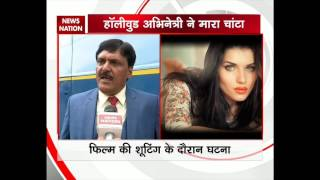 Akshay Kumar starrer 'Gold' actress Scarlett Wilson slaps actor on movie set