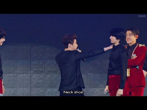 [ENG SUB] HD Super Junior SS6 DVD - LAST MENT & Thumb kiss