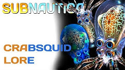 Subnautica Lore: Crabsquid | Video Game Lore