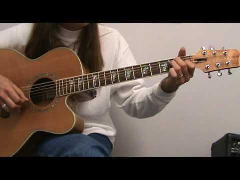 Deep River Blues Guitar Lesson - Part 1