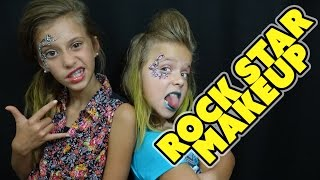 ROCK STAR MAKEUP FOR KIDS AND TEENS ~ MAKEUP MONDAY EP. 5~ Smelly Belly TV