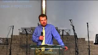 "Проповедь - Виталий Соболев - ""Давид. Игра на стороне Бога"" (08.07.2018)"