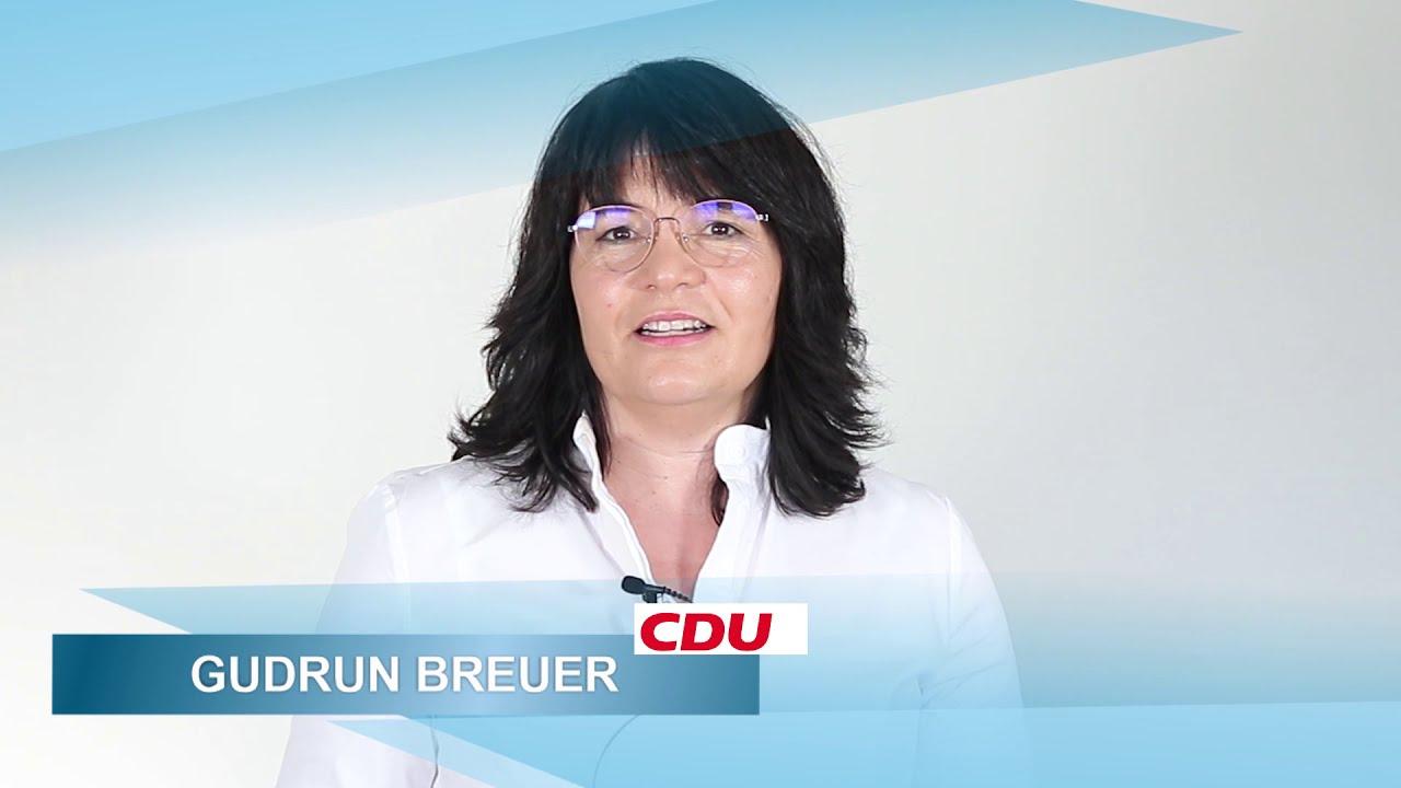 Gudrun Breuer: Ich unterstütze Michael Ludwig