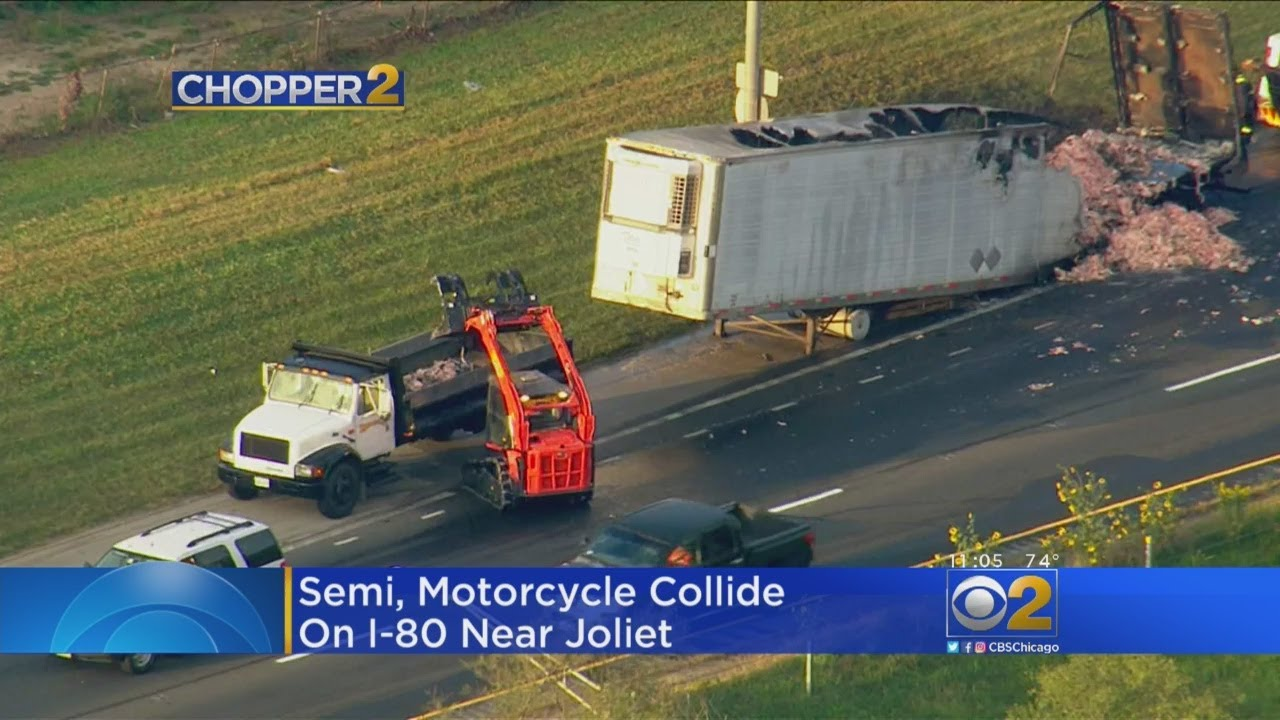 Semi Accident On I-80 Causes Major Delays