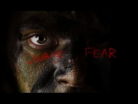 Courage V Fear – Motivational Speech To Overcome FEAR