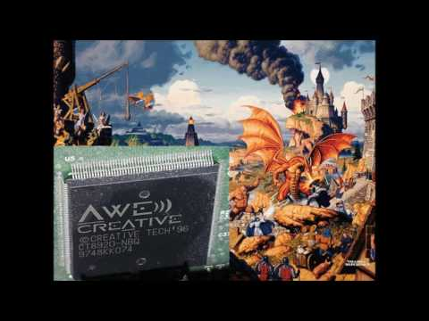 Ultima Online Soundtrack (Sound Blaster AWE64 [AWE32 Synth])