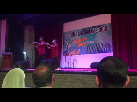SHARJAH INDIAN SCHOOL                                   Talents day 2K17  by kundatam boyzz