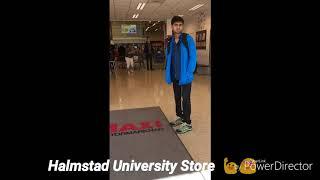 Halmstad university tour part 1