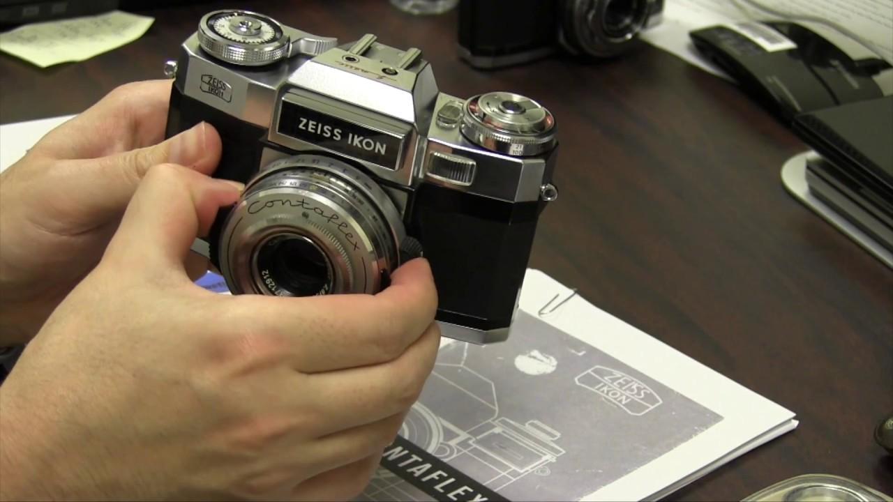 Zeiss Ikon Contaflex Cameras