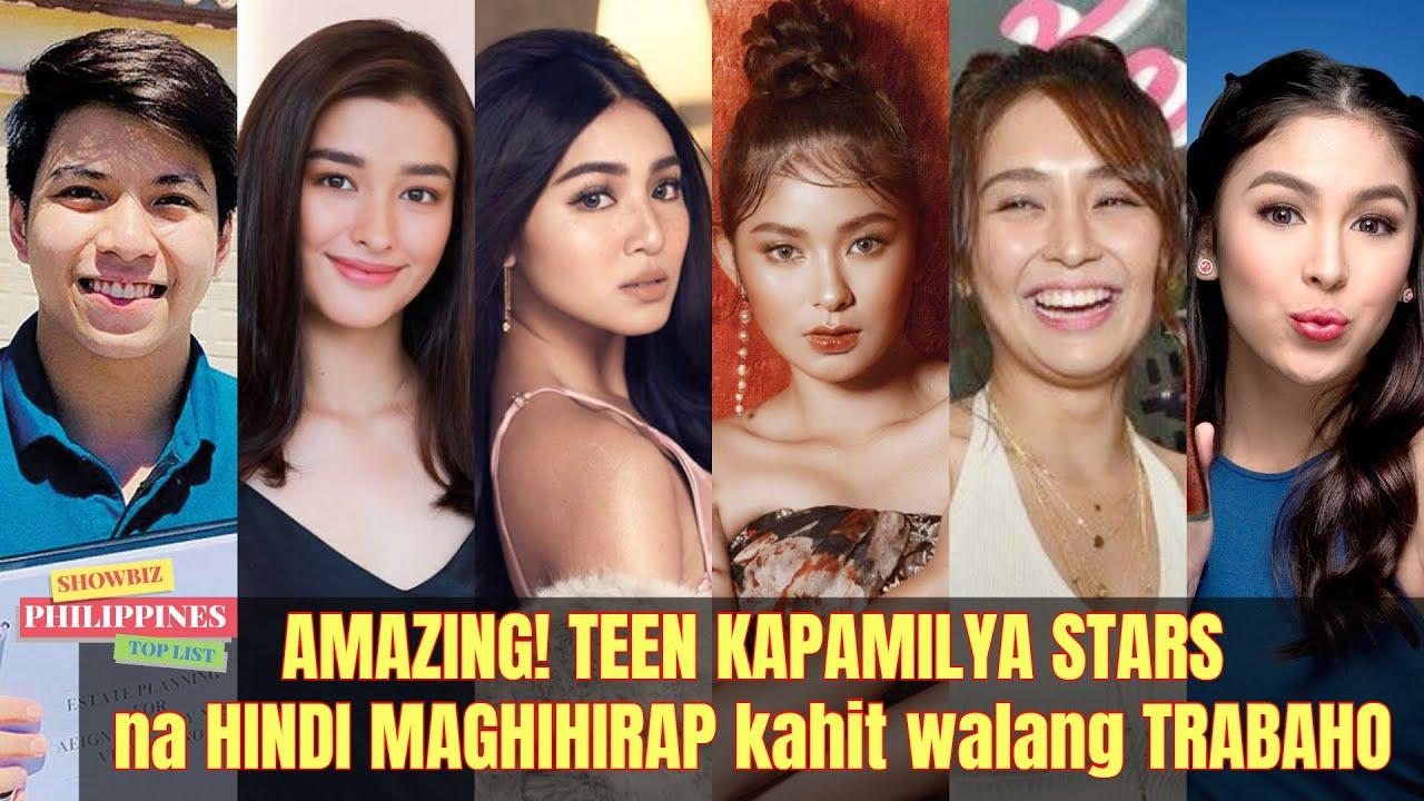 Mga KAPAMILYA STARS na HINDI MAGHIHIRAP dahil MALAKI ANG NAIPUNDAR nang nasa ABS-CBN pa!