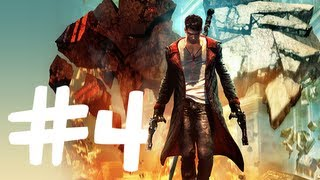 DmC: Devil May Cry - DmC: Devil May Cry 5 Walkthrough - Under Watch - Mission 4