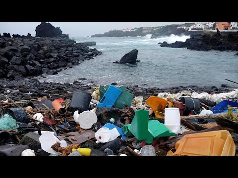 Billions of plastic chunks: this garbage by sea is making its way into the Arctic.