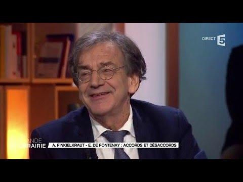 Alain Finkielkraut évoque Charles Péguy et présente « En terrain miné »