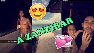 JESSY ET VALENTIN LEUR SEJOUR EN TANZANIE/ZANZIBAR