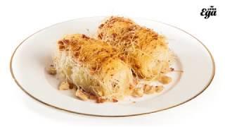 Катаифи. Рецепт греческого десерта