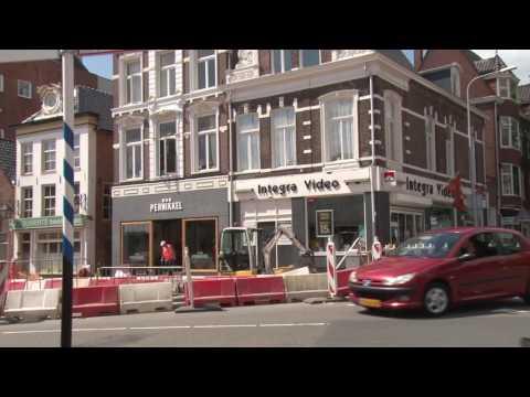 A major road disruption in Groningen