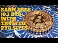 Top Trusted ptc sites | Earn Bitcoin Free With Best Paid to Click Websites