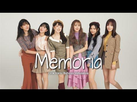 GFRIEND - Memoria [Lirik Indonesia]