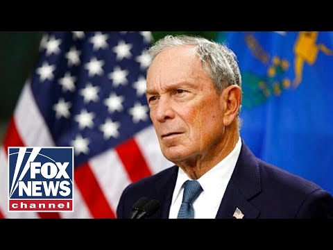 Bloomberg preparing for possible 2020 bid: NY Times