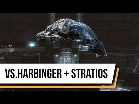 Legions Vs Harbinger+Stratios