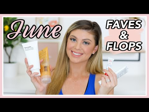 JUNE FAVORITES 2020 | BEAUTY FAVES AND FLOPS! from YouTube · Duration:  19 minutes 8 seconds