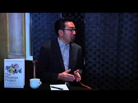 Gene Kim Defines the 3 Ways of The Phoenix Project