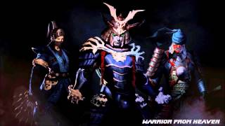 Szepes R. Ritsu- Immortals (2015 Epic Dark Gothic Battle Symphonic Rock)