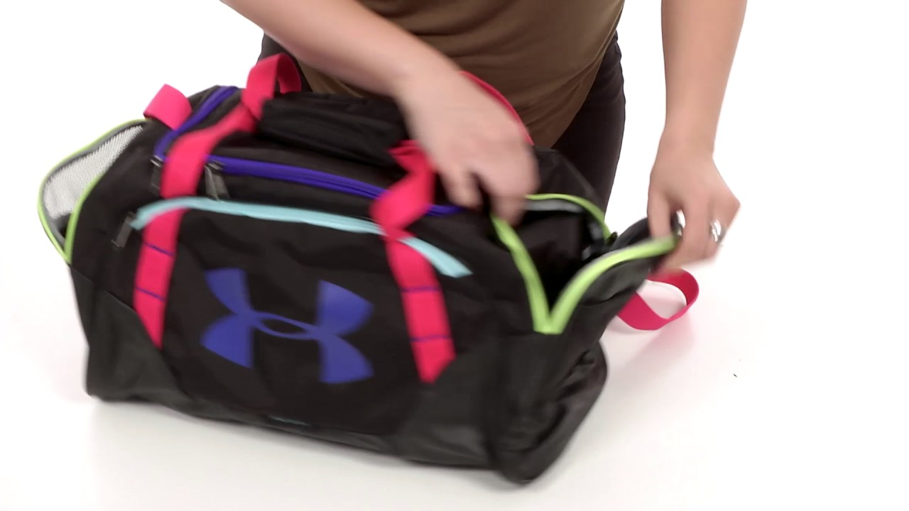 2a20417295a14 Under Armour - UA Undeniable Duffel 3.0 XS SKU:8871510 - YouTube