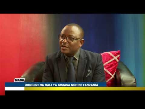Sema Kweli : Uongozi na hali ya kisiasa nchini Tanzania na Mh. Peter Msigwa - 07.07.2017