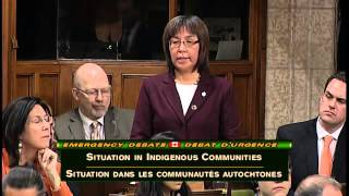 Emergency Debate  on First Nation youth suicide crisis - 2016/04/12