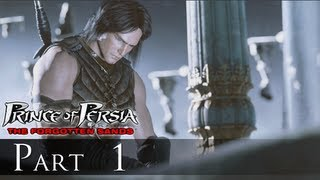 Prince of Persia: The Forgotten Sands Walkthrough Part 1 - Defend the Palace!