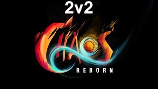 Chaos Reborn - 2v2 Player Gameplay with Julian Gollop - 1