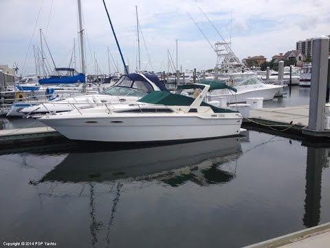 UNAVAILABLE Used 1987 Sea Ray 300 Sundancer In Tampa Florida