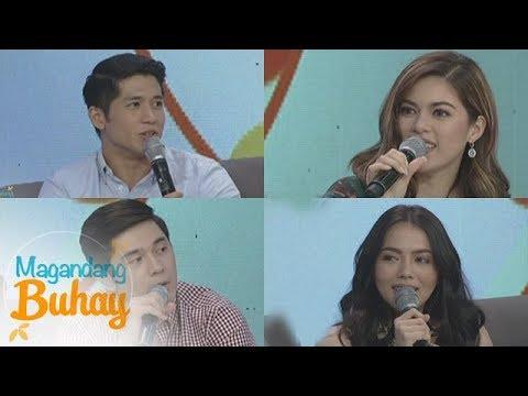 Download Magandang Buhay: Julia, Shaina, Aljur, and Paulo's plans for 2018